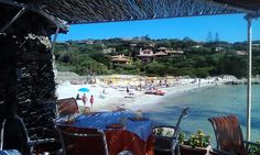 View from our beach yoga deck at Grand Hotel do Porto Cervo, Sardinia - home of our yoga holiday destination! www.SardiniaYoga.com  We are now open in Puerto Banus, Spain also! See you in 2014 ! We can't wait ! costadelsolyoga.com