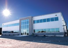 Party Ice - Robertson Building Systems