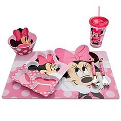 Disney Minnie Mouse Meal Time Magic Collection | Disney Store - Payton