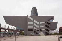 museu del disseny -la grapadora- Barcelona by EvaMMunoz.