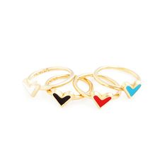 Love this! Found it on Ebonys Jewelry Box 45% OFF Cerie Rings YOUR FAVORITES FROM 2013 Use code FAVORITES2013