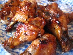 My Homemade Life: Raspberry Jalapeno Chicken Wings. Sweet and Spicy Like Antonio Banderas!