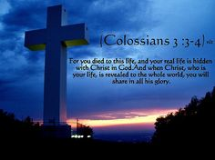 COLOSSIANS 3;4