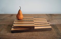 Woodworkers Classic American Hardwood Cutting Board by Jonathan Alden on Gourmly