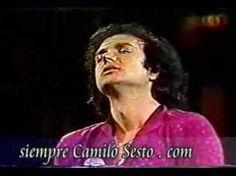 Camilo Sesto - El amor de mi vida Me encanta esta cancion, la escuchaba con mi papi desde chiquitita!!! Lindos recuerdos. Segura de que alguien me ama asi.