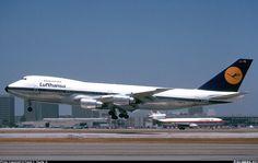 Boeing 747-230B - Lufthansa | Aviation Photo #0678161 | Airliners.net