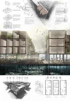 Results of the competition houses for change concept board architecture, architecture presentation board, architecture Concept Board Architecture, Architecture Presentation Board, Architecture Panel, Presentation Layout, Architecture Graphics, Architecture Drawings, Architecture Portfolio, Presentation Boards, Architectural Presentation