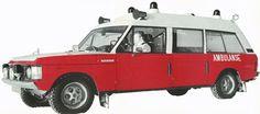 Norwegian - Heinel Range Rover Ambulance