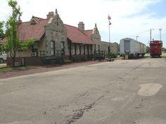 Historic Railroad Museum, Poplar Bluff, Missouri
