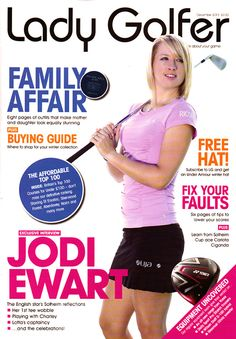 Lpga Golf, Hole In One, Family Affair, Family Games, Ladies Golf, Cool Photos, Winter Hats, Lady, Golfers