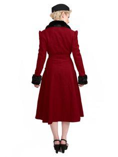 Anastasia Coat & Cape