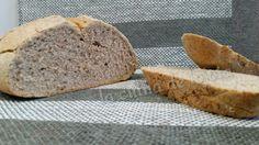 Pan integral con hierbas provenzales
