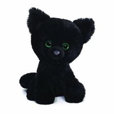 Gund Gund Halloween 'Moonshadow' Black Cat Plush