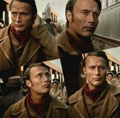 "Mads Mikkelsen in ""The Salvation"""