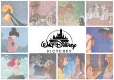 Find images and videos about cute, flower and disney on We Heart It - the app to get lost in what you love. Walt Disney Quotes, Walt Disney Pictures, Disney Collage, Film Books, Disney Animation, Collages, Colorful, Sweet, Music