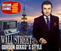 WALL STREET STYLE...ANNI 80