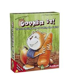 Gopher It, 2004 Parents' Choice Award Recommended Award - Toys #Toy