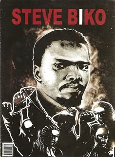 Stephen Biko  August 12, 1977 leader of the Black Consciousness Movemeent In South Africa Stephen Biko was arrested, 1977