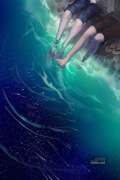 scrap - touch the universe by shilin.deviantart.com on @deviantART