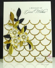 Petite Petals by tyque - Cards and Paper Crafts at Splitcoaststampers