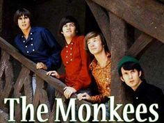 Hey, Hey, we're the Monkees! Loved watching this on Nick at Nite!