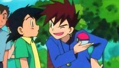 Gary Pokemon, Misty From Pokemon, Pokemon Ships, Pokemon Comics, Pokemon Memes, Pokemon Sun, Gotta Catch Them All, Catch Em All, Pokemon Pictures