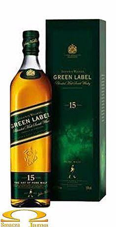 Whisky Johnnie Walker Green Label 0,7l SmaczaJama.pl