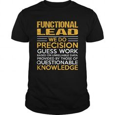 FUNCTIONAL LEAD T Shirts, Hoodies. Check price ==► https://www.sunfrog.com/LifeStyle/FUNCTIONAL-LEAD-122087691-Black-Guys.html?41382