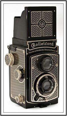 Art Deco Rolleicord