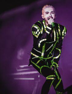 Jay Frus • Bill Kaulitz | Tokio Hotel