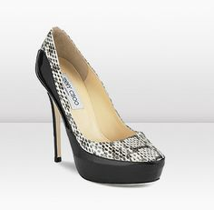 Jimmy Choo - -Sepia