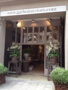 Shopper's Diary: Garbo Interiors in Stockholm Gardenista