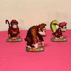 Donkey Kong Country has come to Etsy!