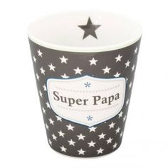 Krasilnikoff Happy Mug Super Papa