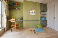 【子供部屋】自然素材を使っていろどり豊かな子供部屋にしました。|インテリア|おしゃれ|かわいい|自然素材|新築|創業以来、神奈川県(秦野・西湘・湘南・藤沢・平塚・茅ヶ崎・鎌倉・逗子地区)を中心に40年、注文住宅で2,000棟の信頼と実績を誇ります|