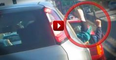 Strangers Stuck in a Traffic Jam Find the Funniest Way to Pass the Time
