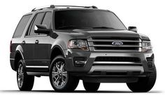 2016 Ford Expedition Aluminum