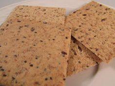 Alimentação, saúde e beleza: Bolachas de linhaça com chia