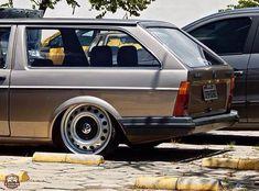 VW Parati Quadrada