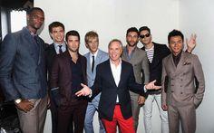 Tommy Hilfiger: Spring 2013 Men's Collection