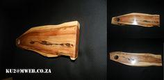 Wild Olive Board 50x15cm