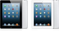 Apple White 16GB iPad with Retina Display Built-in Wi-Fi and 4G for AT&T (MD945LL/A)