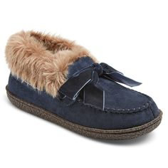 6e466be5839e Women s Comfy by Daniel Green Bootie Slippers - Navy (Blue) 7