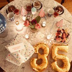 """363 gilla-markeringar, 24 kommentarer - Johanna Kajson (@johannakajson) på Instagram: """"Forever young älskade @derkajser 🎉 —> stort grattis på födelsedagen!!!!! Imorse såg frukosten ut så…"""""""