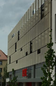 expanded metal cladding - Google Search