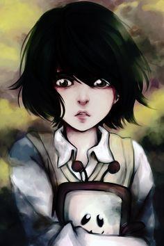 Zankyou no Terror, Lisa  Accomplice (by Yorikawa)