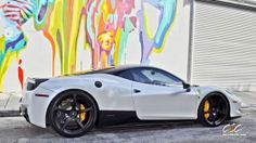 What A Beauty (Ferrari 458) - This Is My Next Car ;)