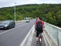 Bike tours of Luxembourg City