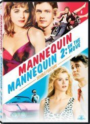 Kim Cattrall, Andrew McCarthy, Kristy Swanson, and William Ragsdale in Mannequin Andrew Mccarthy, Kim Cattrall, William Ragsdale, Kristy Swanson, Estelle Getty, Steve Guttenberg, Brat Pack, Shopping, United Kingdom