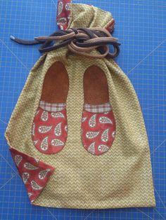 bolsa de viaje para el calzado